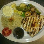 Grille Sea Bass