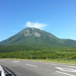 知床峠からの眺め