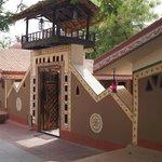 Chokhi Dhani-Rooms