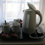 Tea & coffee facility