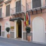 Entrata della Residenza.