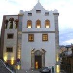 chiesa Badia Caccamo