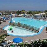 piscina y vistas