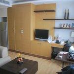 Standard Suite - Lounge