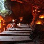 Stona age cave