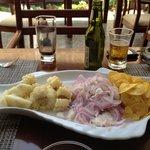 Ceviche de Carretilla - Puro Mar Restaurante