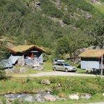 Three star cabins