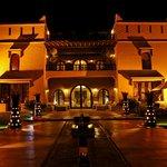 Villa nuit