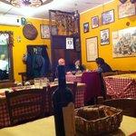L'OSTERIA - da non mancare! Buonissimo il cibo, bellissima l'atmosfera!