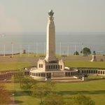View from Dining Room of Plymouth Hoe