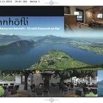 Umgebung Küssnacht Hotel-Restaurant Bahnhöfli