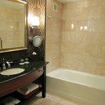 Separate tub