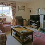 Firs Farm Bed & Breakfast guests' sitting room.
