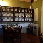 Grande sélection de thés et tisanes