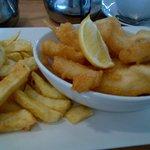 Gluten free seafood platter
