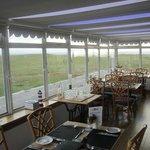 Dining conservatory at Ceabhar