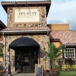 Revelry Entrance