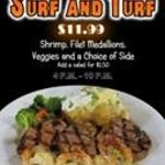 Thursday Surf and Turf