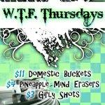 WTF Thursday