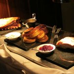 Our ever-popular Sunday carvery