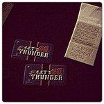 Lets Go Thunder room keys!
