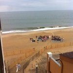 Wedding on Rehoboth Beach DE
