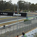 "Exit of Turn 1, scene of Vale & Caseys ""incident"" in 2011!"