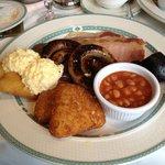 Salutation Large Breakfast