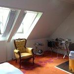room on top floor