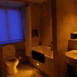NIGHT LIGHTING IN BATHROOM