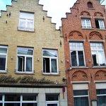 façades de l'hôtel