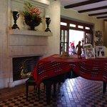 Casa Lourdes - Salon de Entrada
