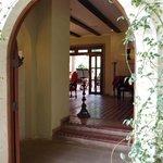 Casa Lourdes - Entrada