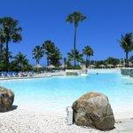 Pool at the Tropical Resort