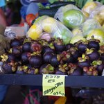 Mercado del Valle Anton - Frutas