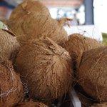 Mercado del Valle Anton - Cocos