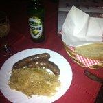 Истрийский сосиски / Istrian sausages