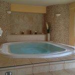 Jaccuzi/Hot tub in the Spa