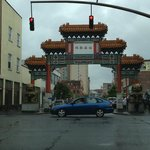 Portland Oregon Chinatown Arch
