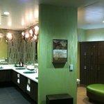 Women's Locker Room Area
