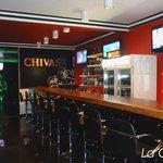 Salón Ivan Hoe, Disco Pub.