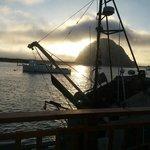 Quaint harbour