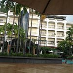 hotel swimming