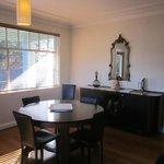 Dining Room Apartment 1