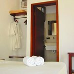 Deluxe rooms upstairs