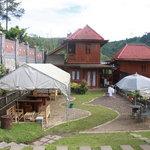 Bantal Guling Villa View