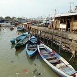 Kampung, Luar Batang- Jakarta, Indonesia.