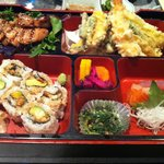 Bento Box delivers on a lot of variety