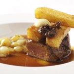 Char grilled New Zealand grass fed ocean beef ribeye