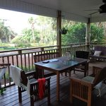 porch sandollar cottage